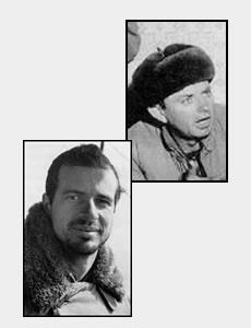 ジョン・ハーシーとウィルフレッド・バーチェット