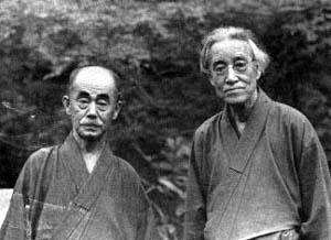 柳田国男と長谷川如是閑